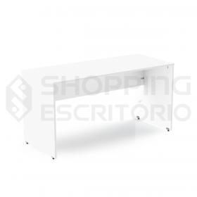 mesa reta escritorio escrivaninha planejados