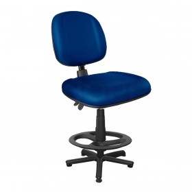 cadeira caixa giratoria back system