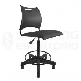 Cadeira Giratória Caixa Design PP