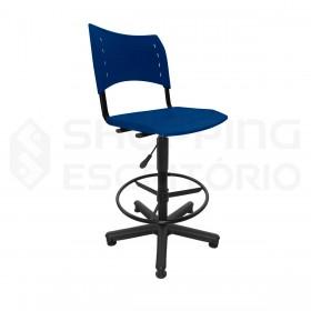 Cadeira Giratória Caixa Plástica PP