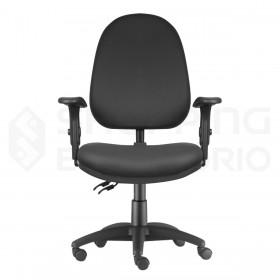 cadeira giratória rodinha back system
