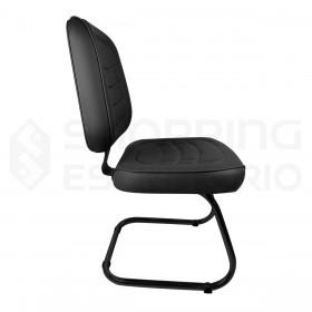 cadeira fixa interlocutor escritorio diretor