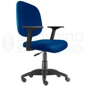 Cadeira courvin couro ecológico sintético