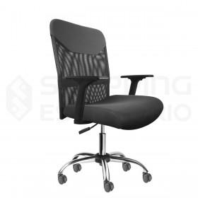 cadeira escritorio rodinhas tela diretor