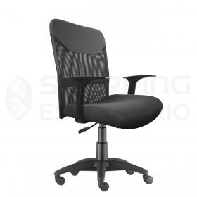 cadeira giratória rodinhas tela diretor