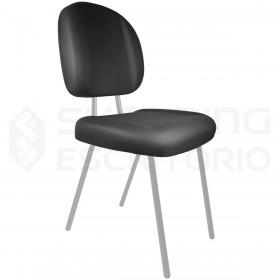 Cadeira Fixa 4 Pés Gerente