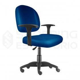 Cadeira Giratória Gerente Gomada Base