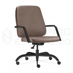 Cadeira Giratória Diretor Maxxer Obeso