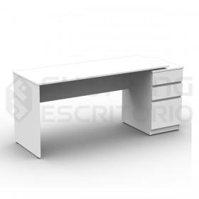 mesa reta painel escrivaninha escritorio