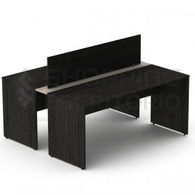 plataforma trabalho frente móveis escritorio