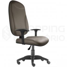 Cadeira Giratória Presidente Gomada rodinha