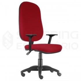 cadeira giratoria presidente ergonomica escritorio