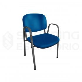 cadeira fixa recepção estofada curitiba