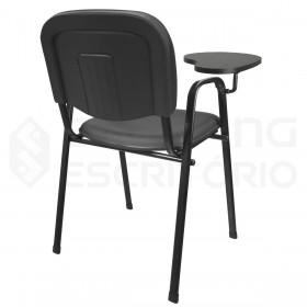 Cadeira Universitária Estofada Capa de