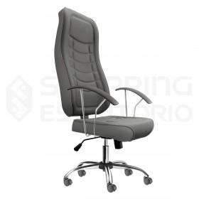cadeira giratoria rodinhas apoio cabeça