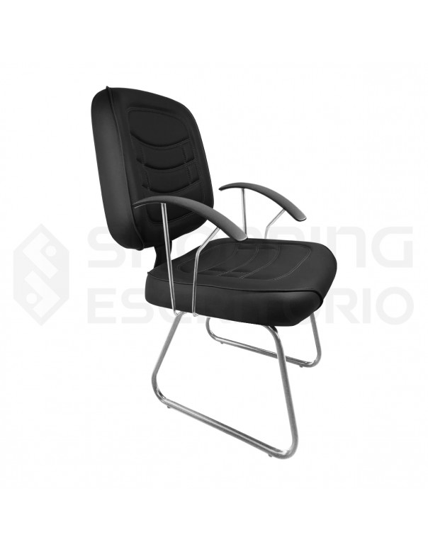 cadeira ski fixa diretor escritório