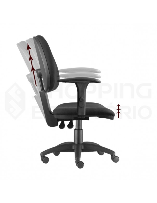 Cadeira Giratória Back System Executiva