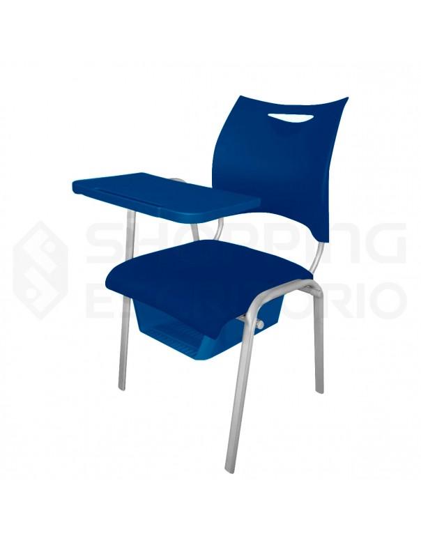 Cadeira Universitária em Polipropileno Design