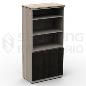 armario alto semi aberto escritorio