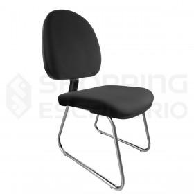 Cadeira Fixa Trapézio Ergonômica Corporativa