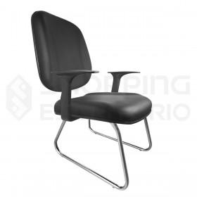 Cadeira Fixa Trapézio Lâmina Diretor