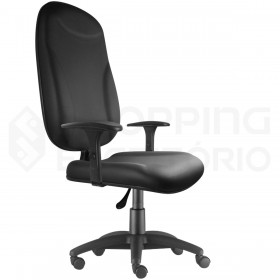 Cadeira Giratória Lâmina Presidente Gomada