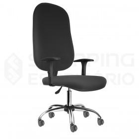 Cadeira Giratória Lâmina Presidente Base
