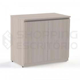 armario baixo secretaria fechado portas