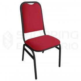 Cadeira Empilhável para Auditório Base