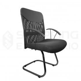 cadeira fixa ski tela mesh