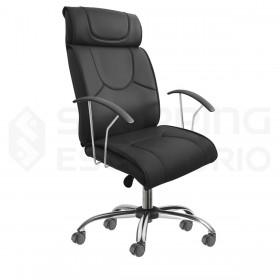 Cadeira Giratória Presidente Onix Base