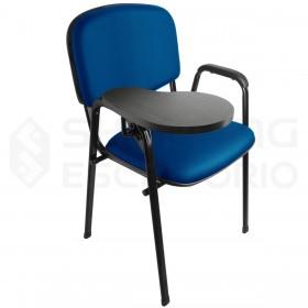 Cadeira Universitária Recepção Estofada Capa