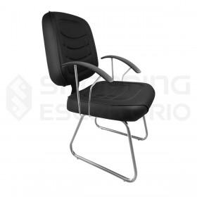 Cadeira Fixa Trapézio Diretor Debrum