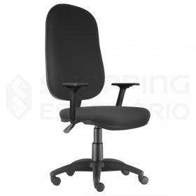 Cadeira Giratória Presidente com Encosto