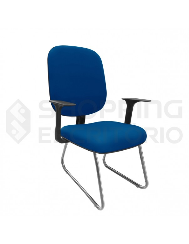 Cadeira Fixa Trapézio Diretor Base