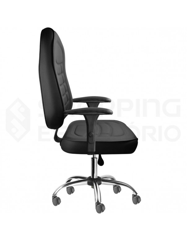 cadeira giratoria rodinha presidente escritorio