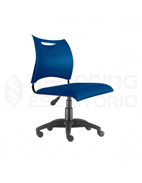 Cadeira Giratória Design PP Base Nylon