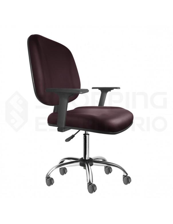 cadeira giratória diretor rodinhas escritorio