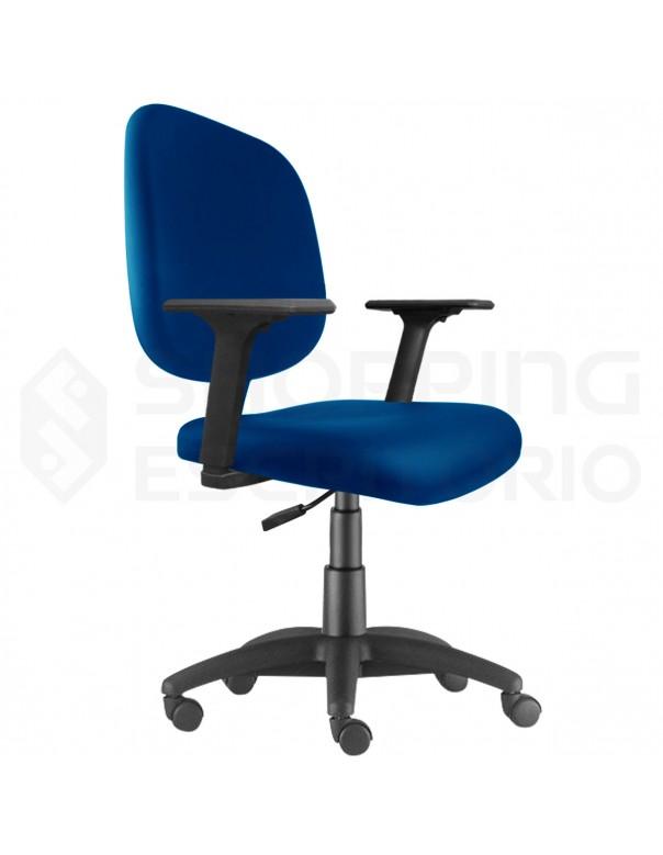 Cadeira Giratória Diretor Base Nylon