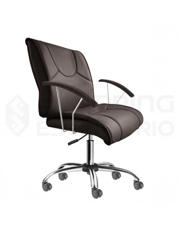 Cadeira Giratória Diretor Onix Braço