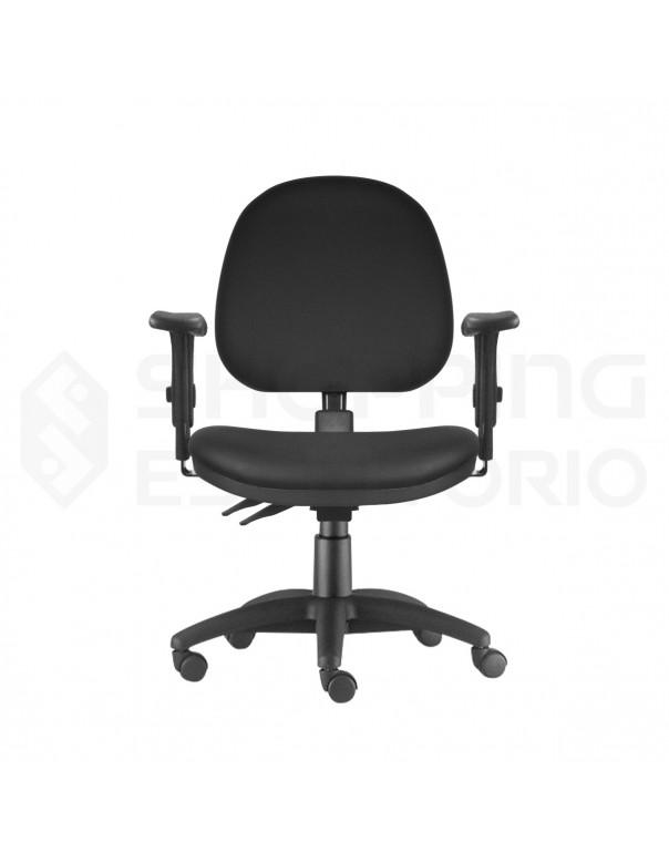 cadeira giratoria gerente back system