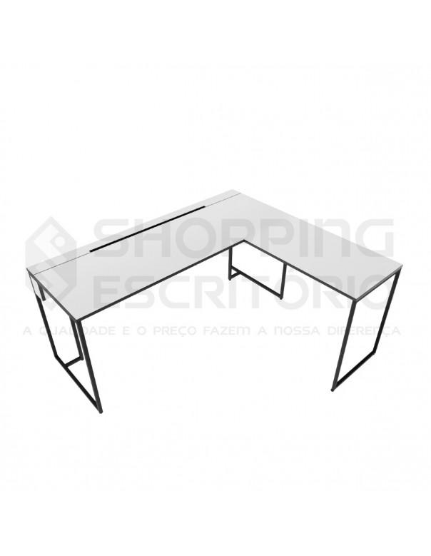 mesa design industrial connect estação