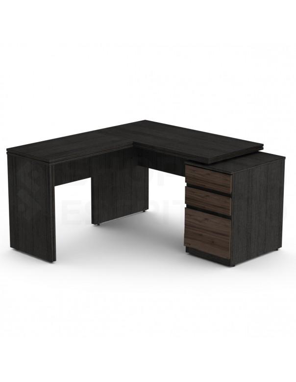 mesa l prime estação trabalho