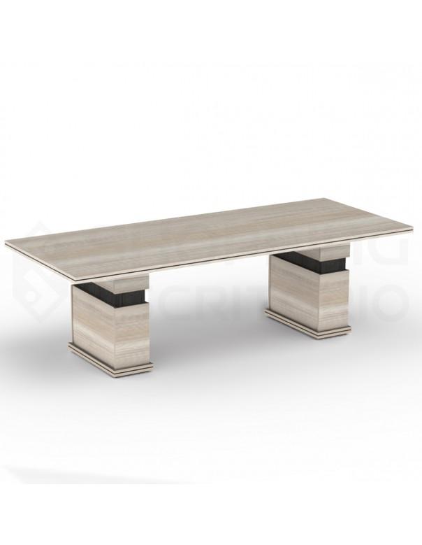 mesa reuniao retangular escritorio prime