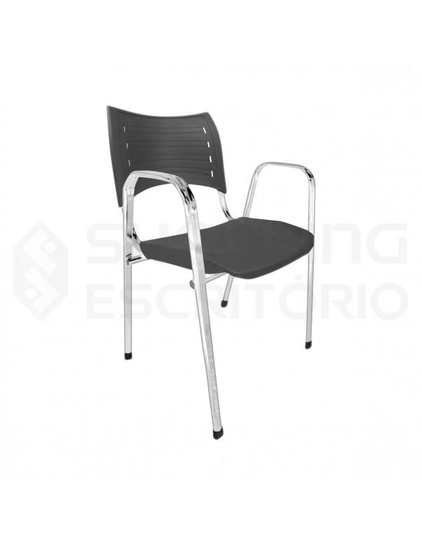 Cadeira Plástica PP Oblongo