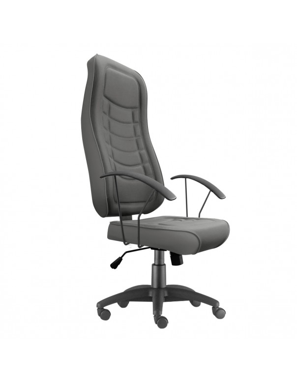 Cadeira Giratória Top Debrum Base Nylon