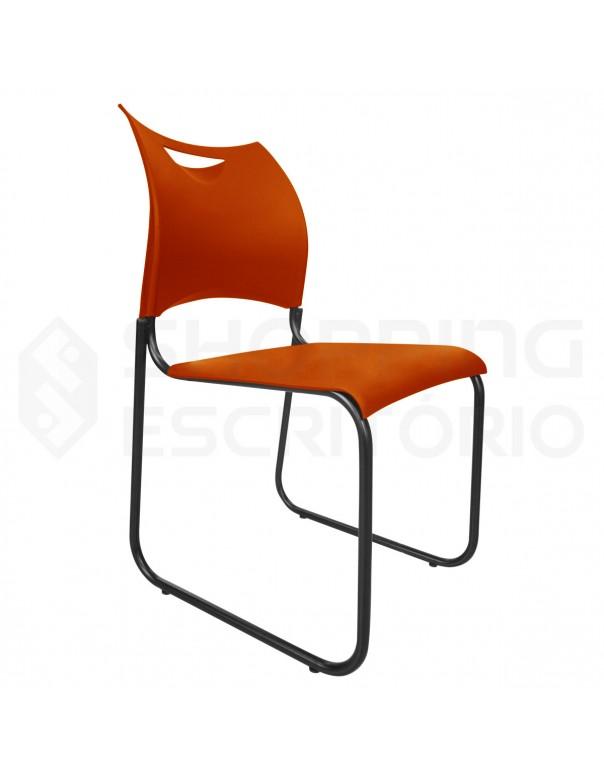 Cadeira Fixa Design PP Base