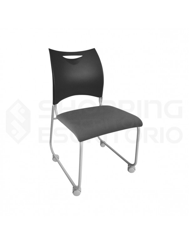 Cadeira Giratória Design PP Base