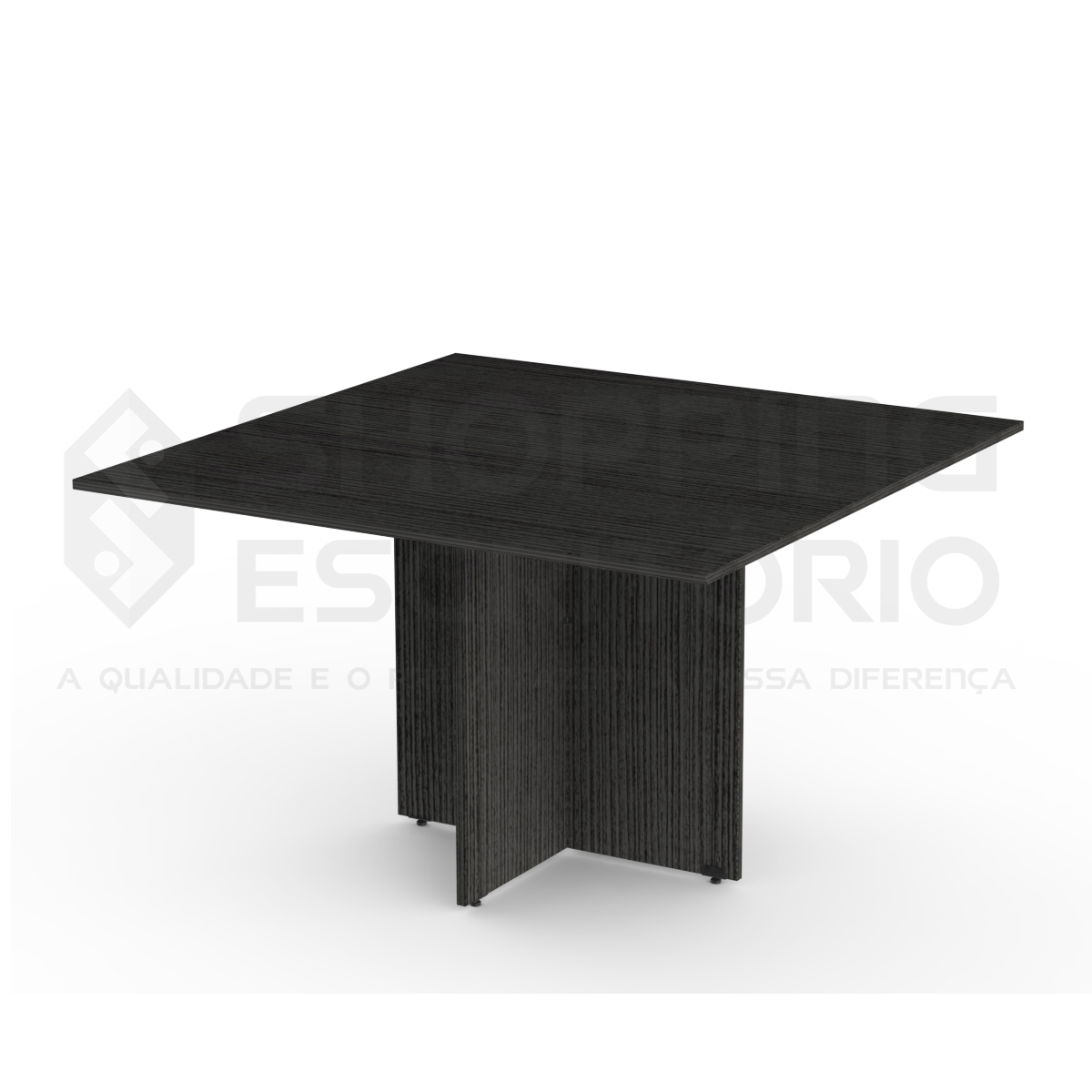 mesa reunião quadrada móveis planejados